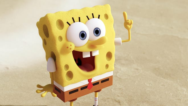 """SpongeBob SquarePants, shown here in a scene from """"The Spongebob Movie: Sponge Out of Water,"""" is among the Nickelodeon TV shows owned by Viacom that could go dark for Charter Communications subscribers if the pay-TV provider and media company do not come to a carriage agreement."""