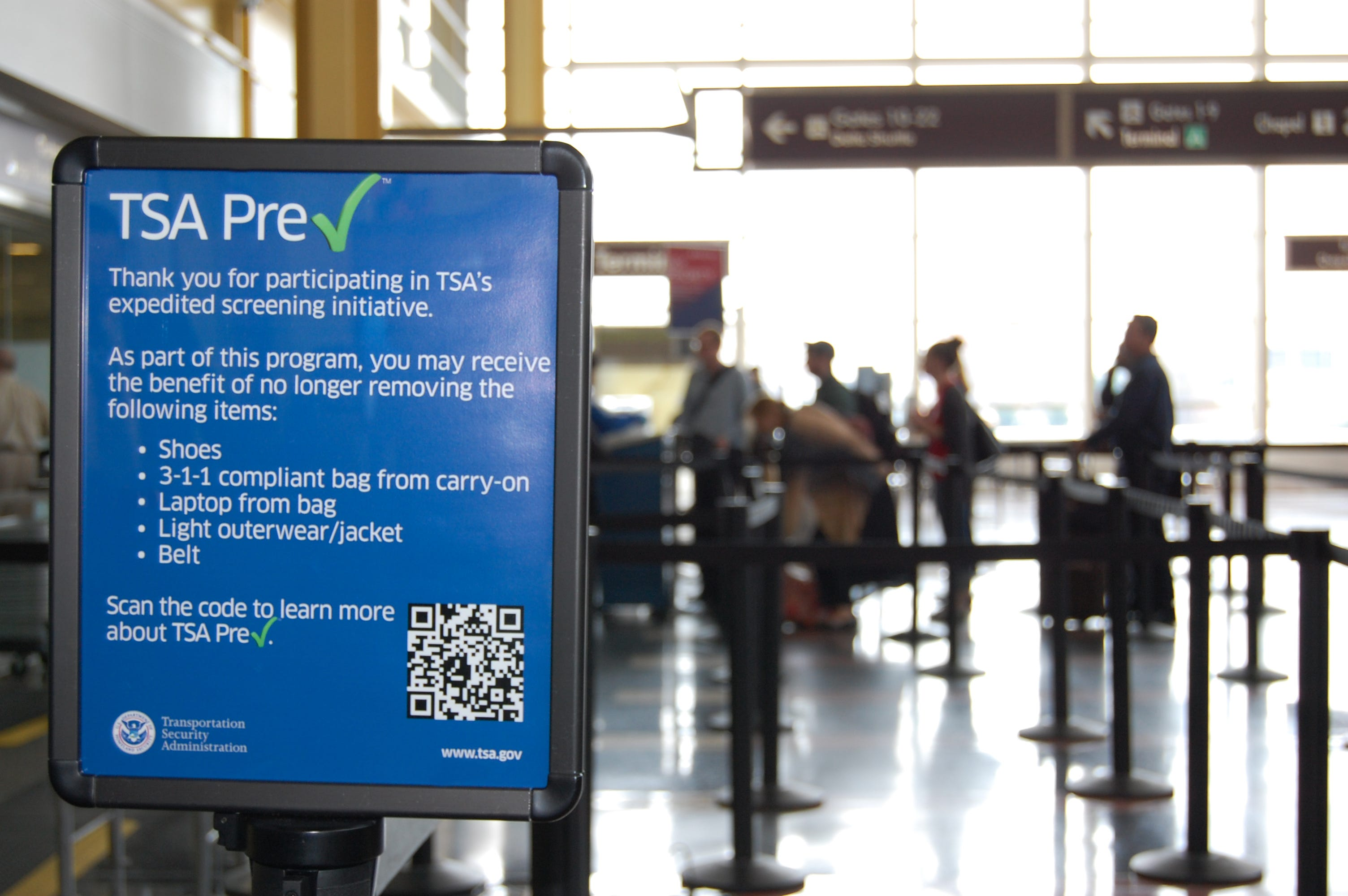 Tsa precheck how long to get approved