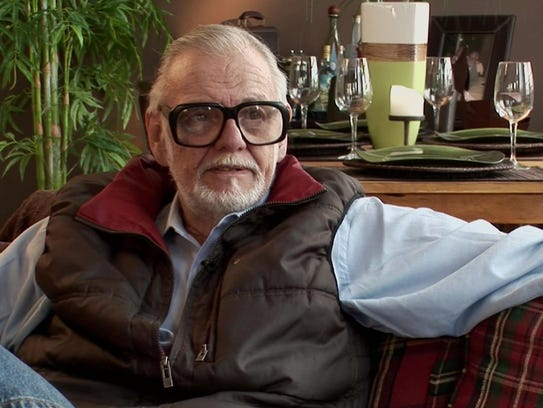 Director George Romero is among those reminiscing about