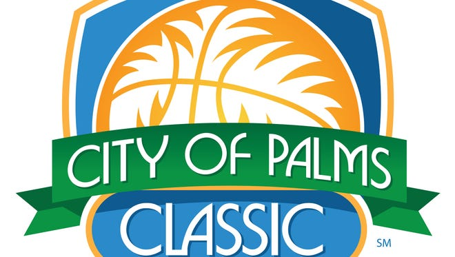 Logo for the 44th annual Culligan City of Palms Classic
