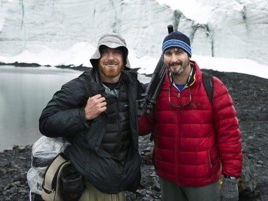 David Wallace and Brandon Loomis