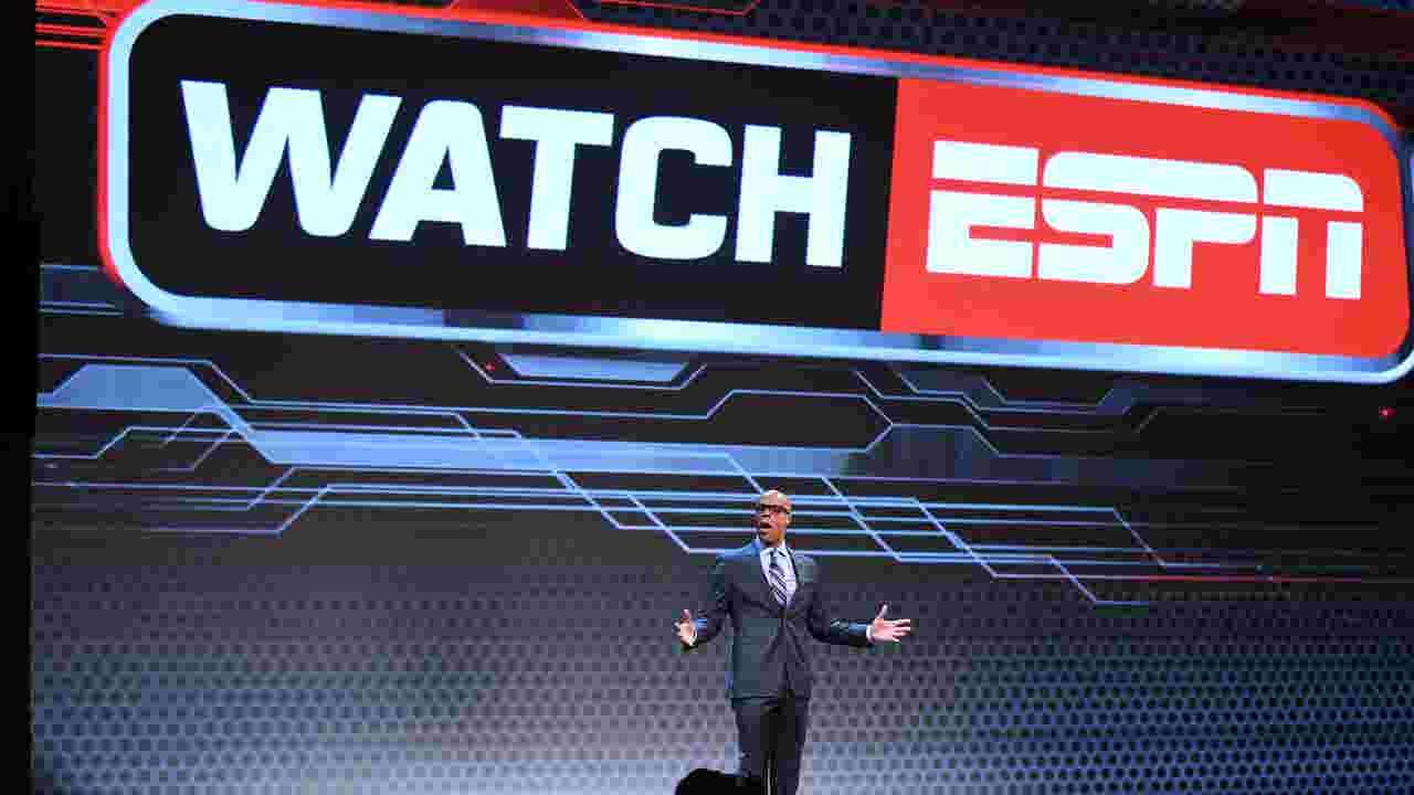 Disney CEO addresses ESPN layoffs