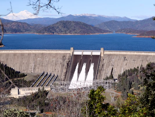 Shasta Dam S Future Linked To Mccloud River