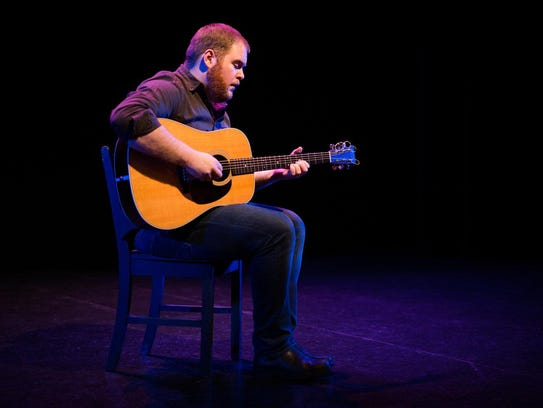 Newfoundland traditional musician Matthew Byrne to