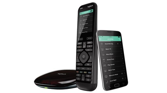 This remote doesn't only do away with remote clutter.