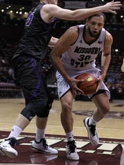 Missouri State's Camyn Boone has been consistent on