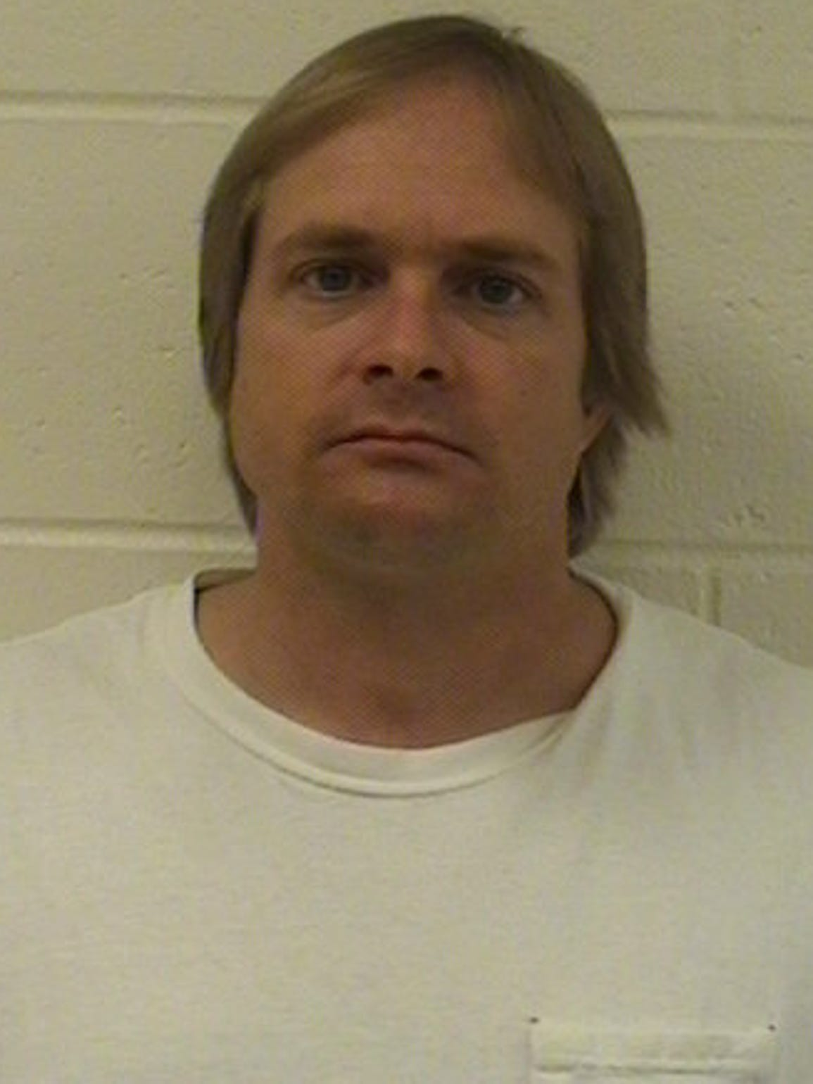 Mugshot of Bryan S. Kaseno from his third OWI.