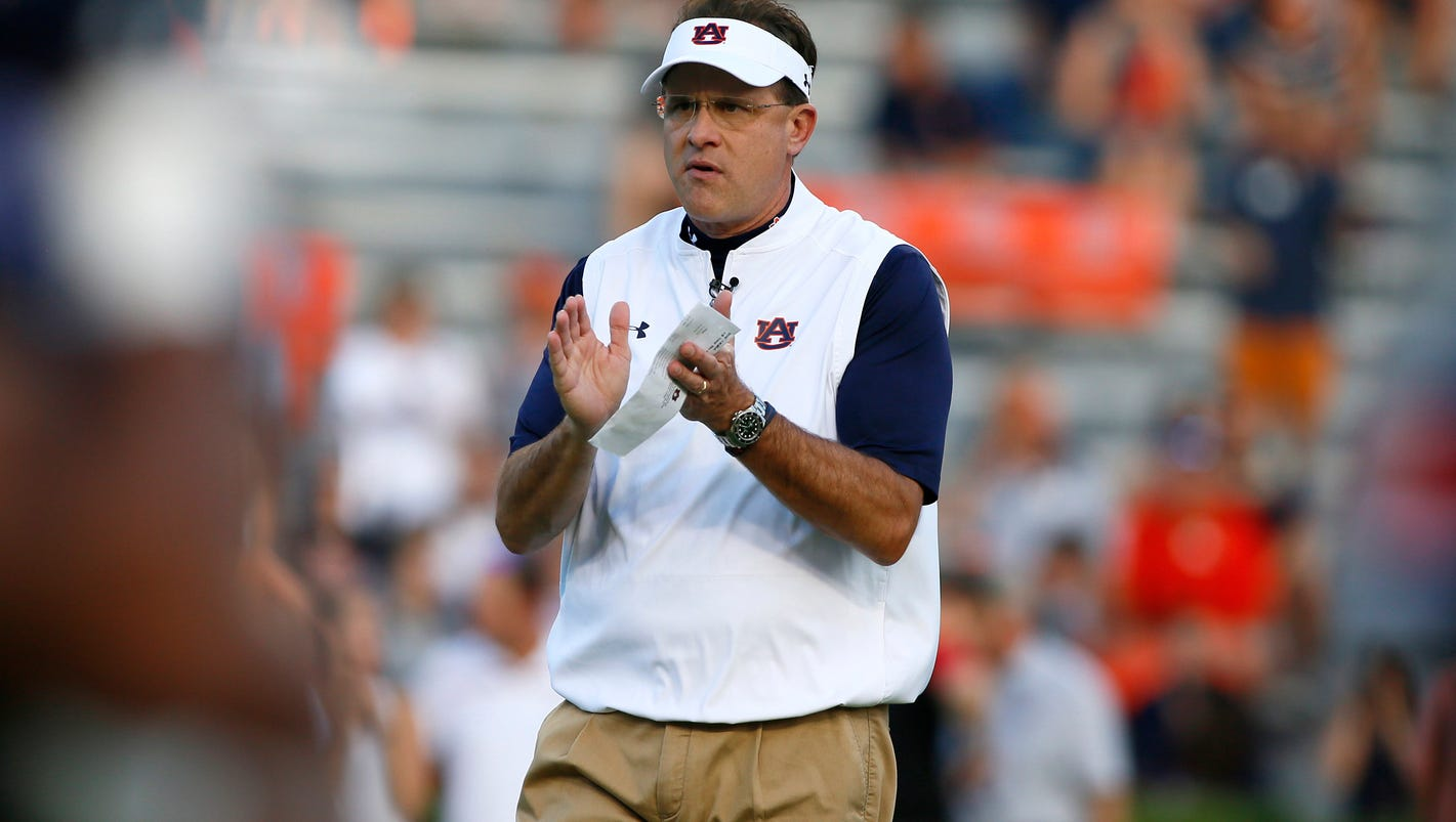 Five college football coaches on the hot seat