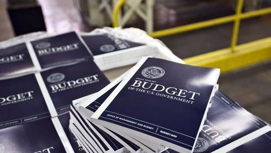 U.S. Budget files.