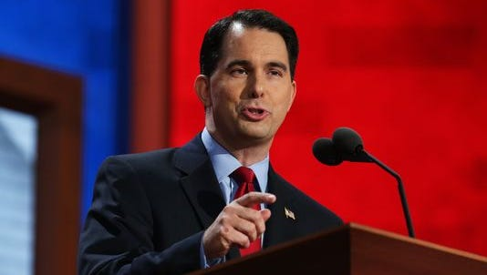 The battle over female voters in Wisconsin's governor's race intensified Monday with the release of a new statewide television ad attacking Gov. Scott Walker over his anti-abortion views.