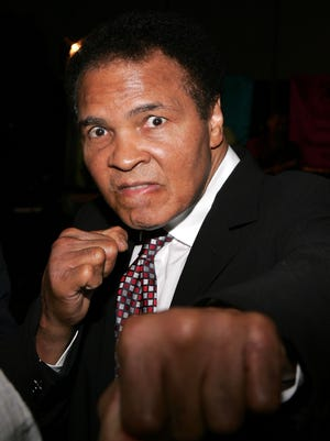 Muhammad Ali is considered to be one of the best boxers of all-time.