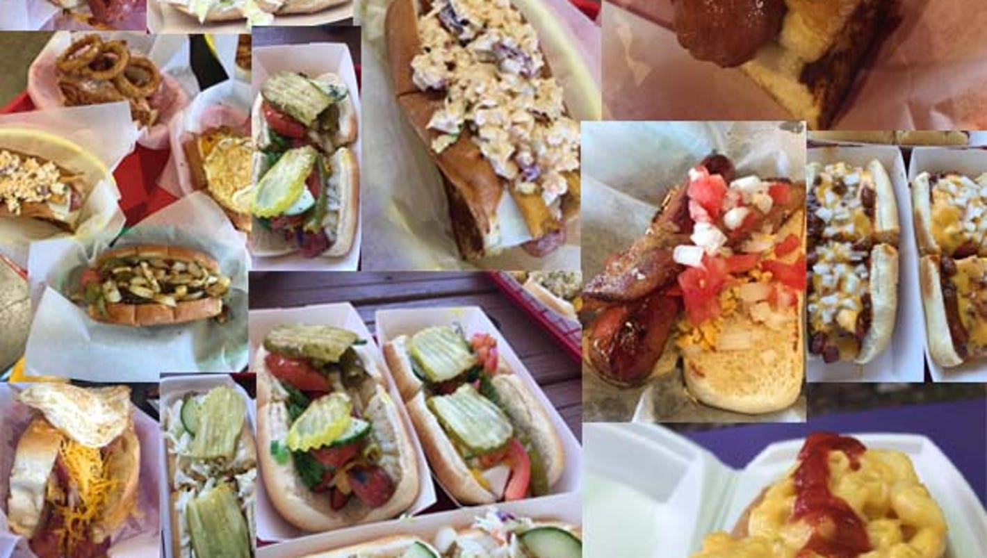 Best Hot Dogs In Nashville