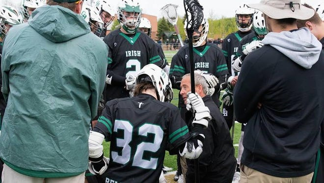 Jim Carl, formerly the head coach of the Ann Arbor Gabriel Richard boys lacrosse team, has taken over the Brighton boys lacrosse team. He was 79-54 in seven years at Richard, and was 42-16 over his final three.
