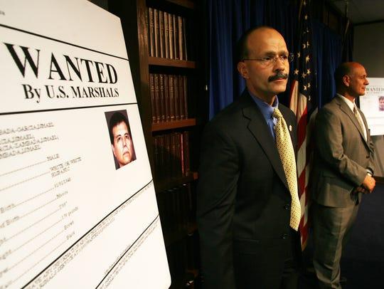 04/24/2012: DEA Special Agent in Charge Joseph Arabit,