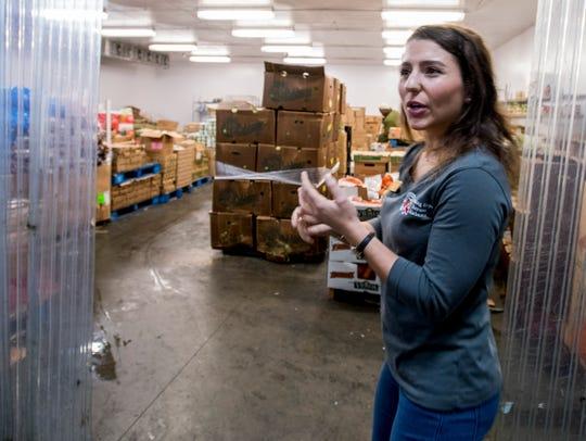 Anastasia Papastefan, Program Nutrition Specialist,