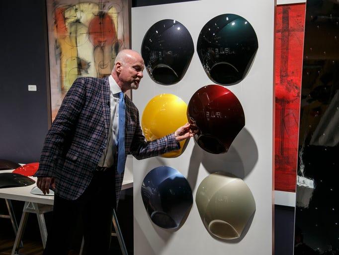 Paul Czornij, head of design for BASF's Color Excellence