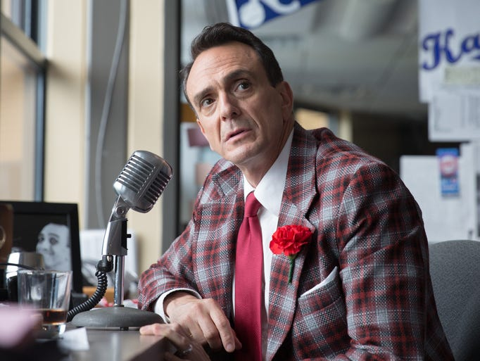 """""""Brockmire,"""" starring Hank Azaria, is just the latest"""