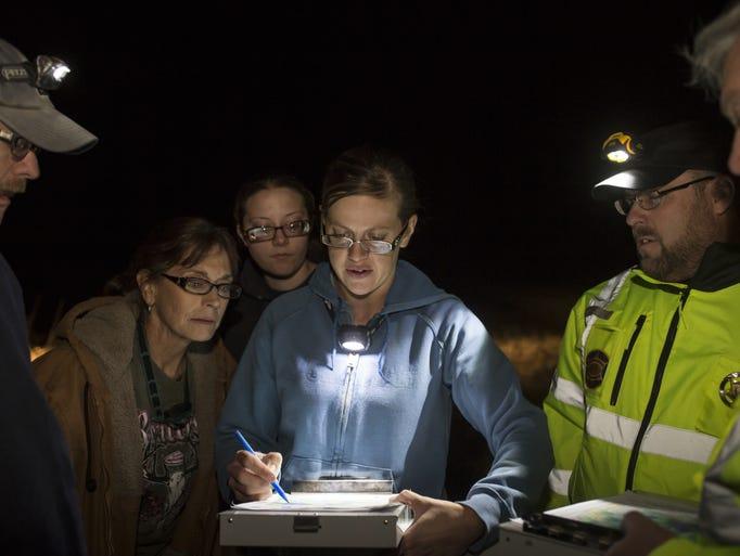 Arizona Volunteers Aid Annual Count Of Endangered Ferret