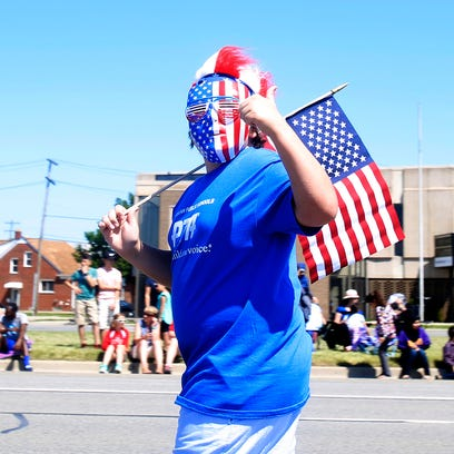 The 93rd Annual Dearborn Memorial Day Parade on Monday,