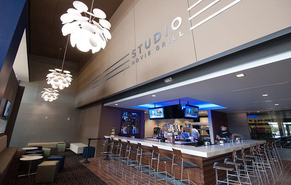 Studio Movie Grill In Scottsdale.