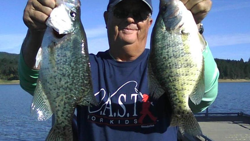 Hagg Lake To Open For Year Round Fishing