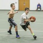 Pendleton's four Dunham basketball boys