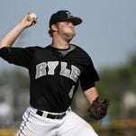 Ryle's Jake Ziegelmeyer is one of the top pitchers in the area.