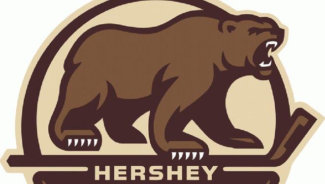 2013 Hershey Bears Logo