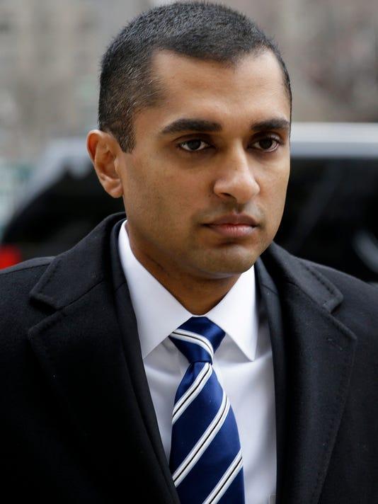 AP Insider Trader Arrest