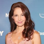 Ashley Judd arrives to an event at 92Y on September 27, 2015 in New York City.