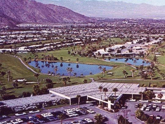 Canyon Country Club circa 1970