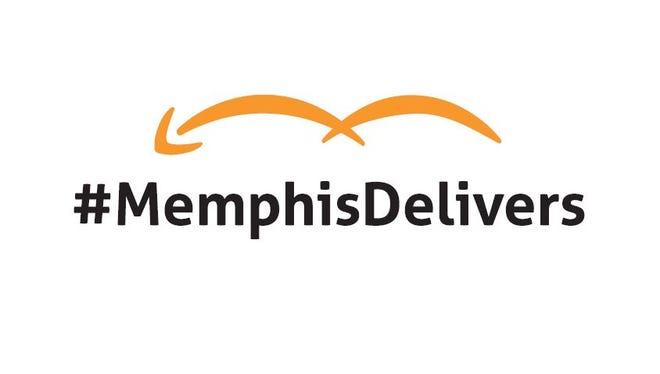 The logo for Memphis' bid for Amazon HQ2.