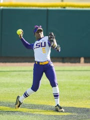 Former LSU softball star A.J. Andrews will be the featured speaker at the SCIAA Banquet of Champions on May 16.