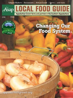 ASAP's 2016 Local Food Guide is available for free throughout WNC.