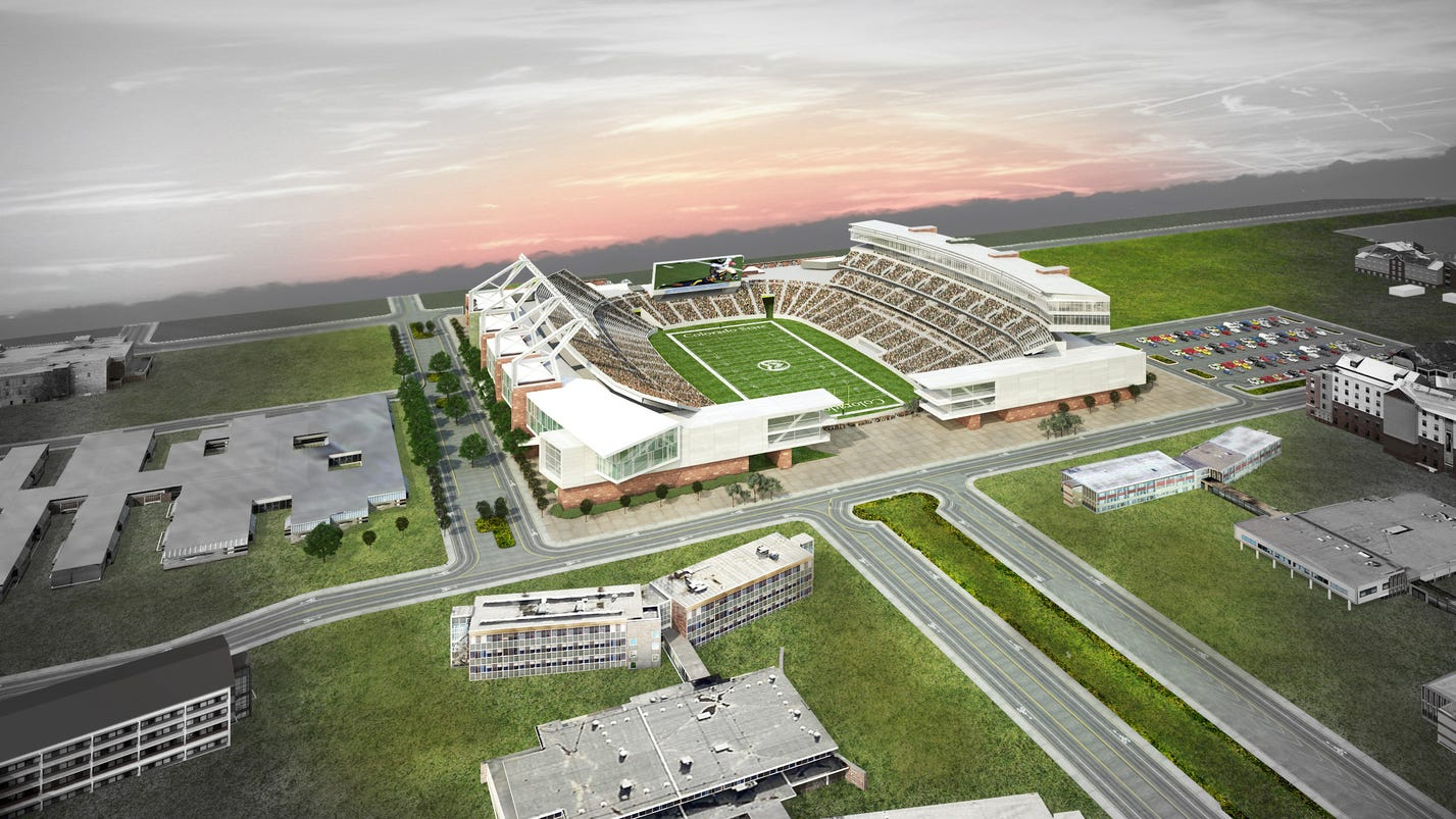 How Long Will It Take To Build A New Stadium At Csu
