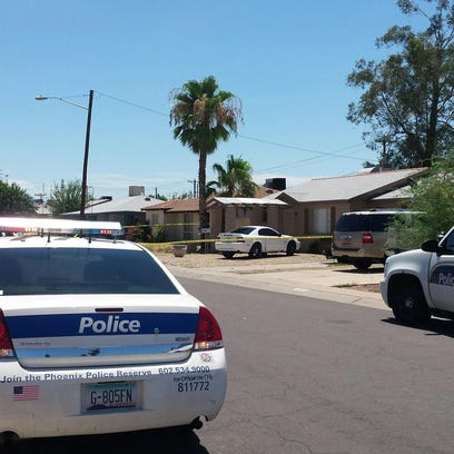 Phoenix police said one man was killed and another