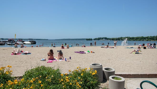 The village of Pewaukee is hashing over how boaters can better access downtown, Lakefront Park and the beach.