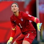 Hope Solo through the years