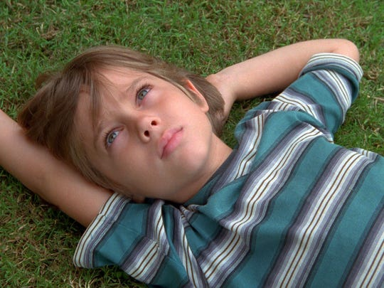 "AP""Boyhood,"" available on DVD and Blu-ray, is the front-runner to win Best Picture."