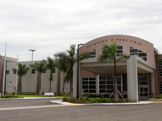 Page Field is named after Fort Myers' World War I hero,