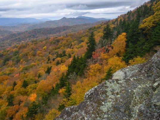 AP Fall Foliage Carolinas