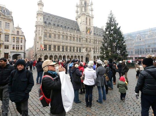 Travel Trip 5 Free Things Brussels