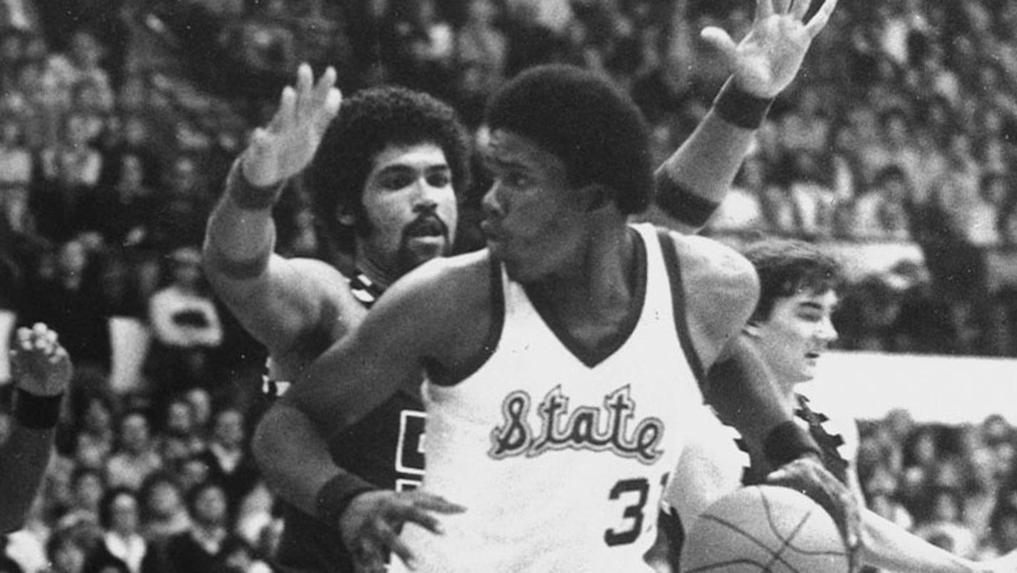 MSU s top 50 basketball players No 9 Jay Vincent
