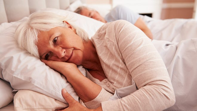 Women and the elderly are more likely to experience insomnia.