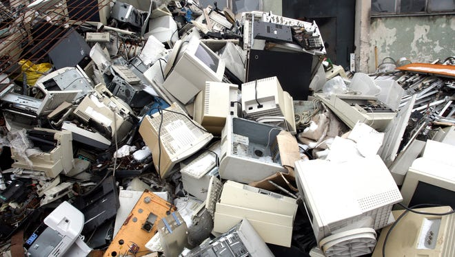 York countians are facing a Catch-22: State law prohibits discarding electronics in the trash, but the company the York County Solid Waste Authority planned to manage its e-cycling program pulled out Dec. 17. Authority officials are seeking changes in state law.