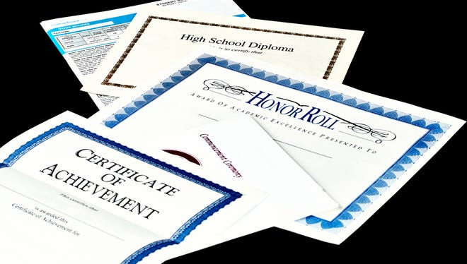 School Achievement documents