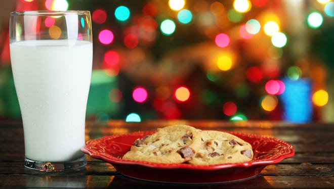 Village on High to host Milk and Cookies with Santa.