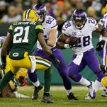 McCarthy: 'Great respect' for Adrian Peterson