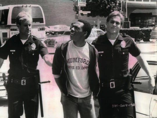 Eddie Murphy in 'Beverly Hills Cop.'