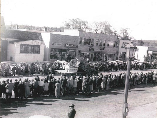 Denville Historical parade